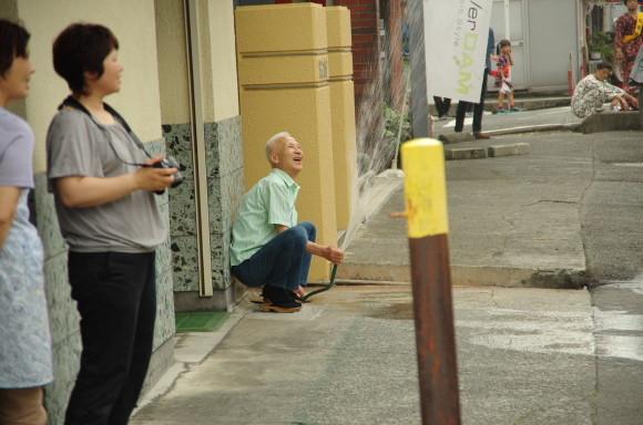 吉原祇園祭2013神輿
