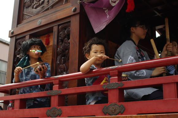 吉原祇園祭2013六軒町
