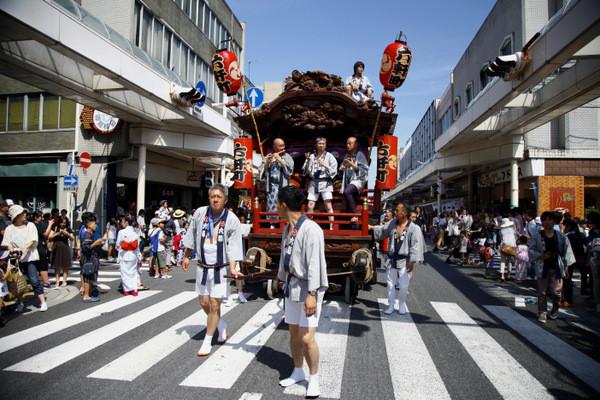 吉原祇園祭六軒町2014