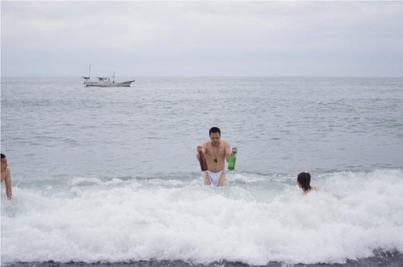 吉原祇園祭2012浜おり青年長