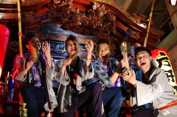 吉原祇園祭2012六軒町娘
