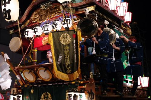 熊谷うちわ祭りかね