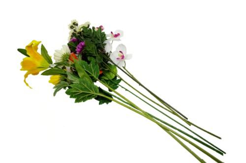 お盆用造花