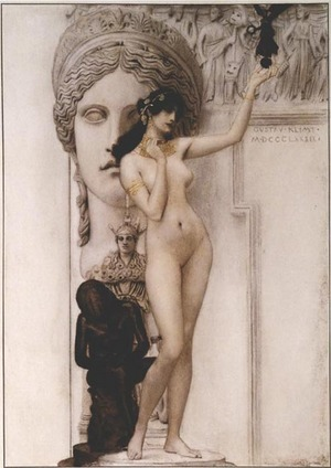 Allegory of Sculpture_1897