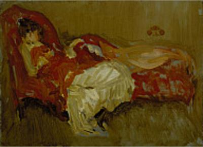 Note in Red: The Siesta