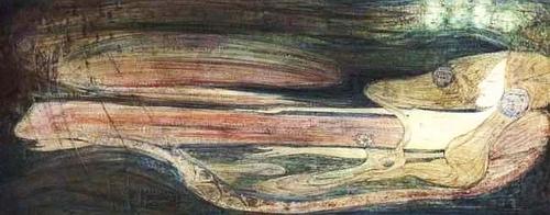 Margaret_MacDonald_-_Ophelia_1908