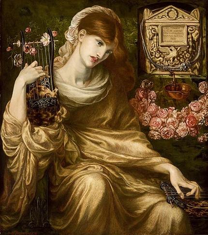 Roman Widow (Ds Manibus) 1874-Museo de Arte de Ponce