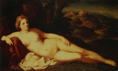 Venus by Palma Vecchio (ca 1520)
