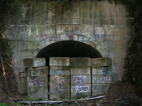 犬鳴トンネル