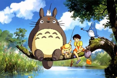 anime_ Totoro
