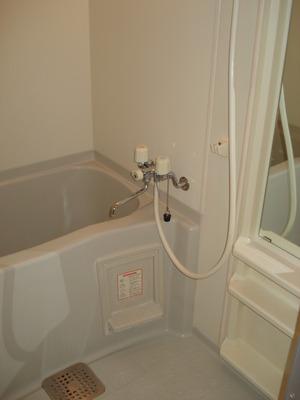 ベルエアー風呂