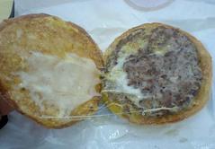 絶品チーズバーガー4