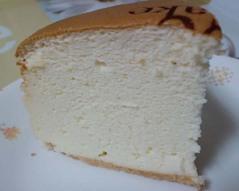 焼き立てチーズケーキ5