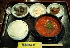 釜山カルビ4