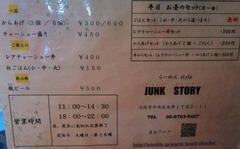 JUNK STORY3