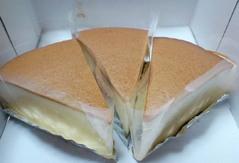 焼き立てチーズケーキ6