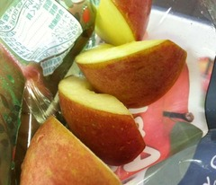 リンゴ自販機6
