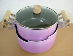 コードレス鍋6