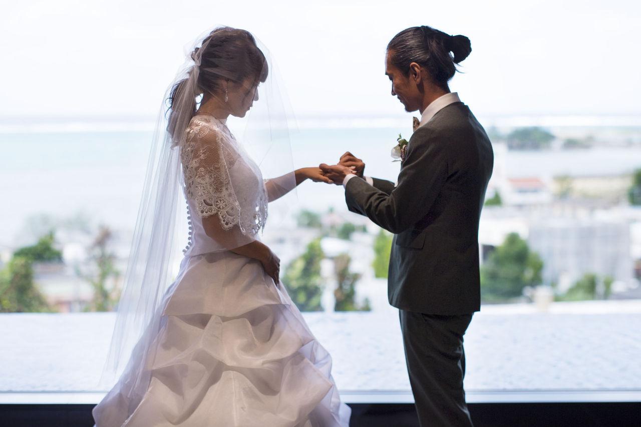 629af837fb3bf カテゴリ  結婚式|新郎衣装 · 新郎カジュアルデニムスタイル. by LSO. 沖縄挙式|グリーンの新郎衣装. N5D 0770