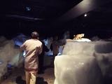 オホーツク流氷会館 本物氷