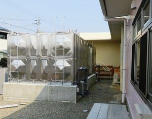 受水槽・ポンプ室 ⑨