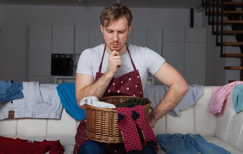 housework 01 man