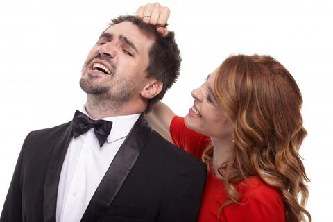 man and woman -ranbou-violent