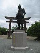 0013 豊国神社秀吉像