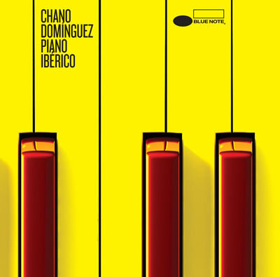 "Chano DominguezとSpain : ""Piano Iberico"""