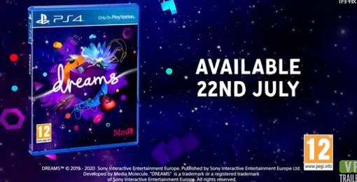【朗報】DreamsがPSVR対応を正式発表、今月22日