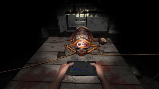 【PSVR】PSストアでゴキ'S ROOMが配信開始【ゴキブリ】