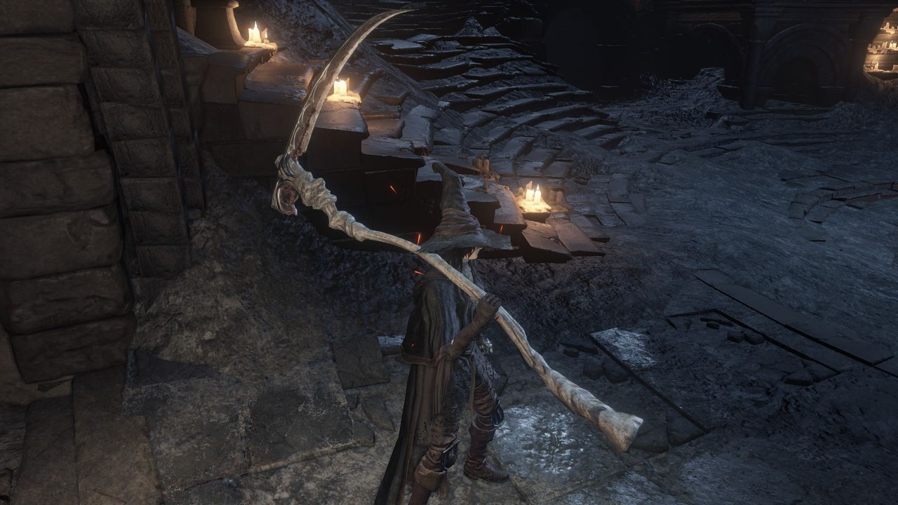Ds Ringed City Strength Weapons