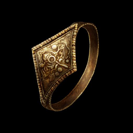 寵愛の指輪
