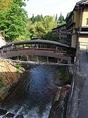 ふもと旅館 渡り橋
