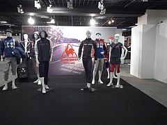 デサント ルコック展示会