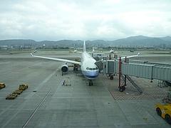 CI-223 松山空港