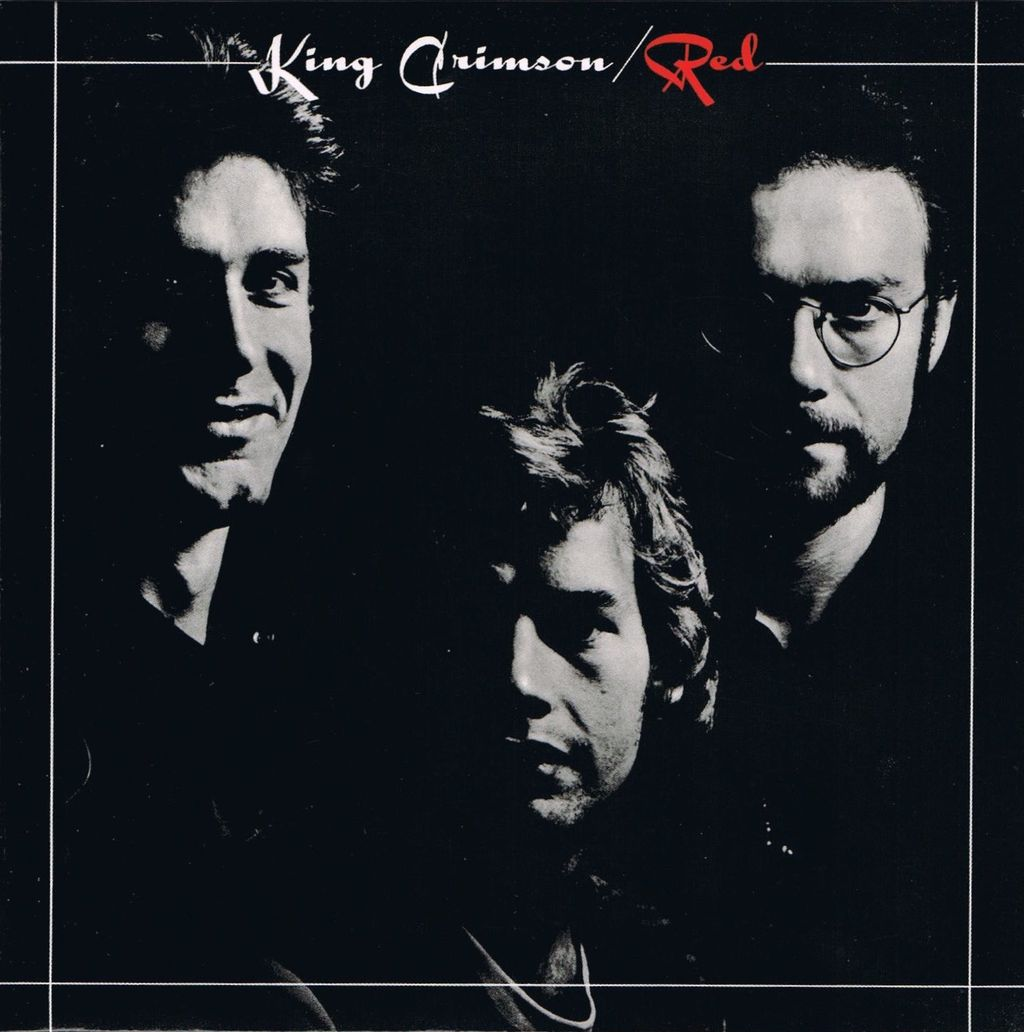 king crimson_red