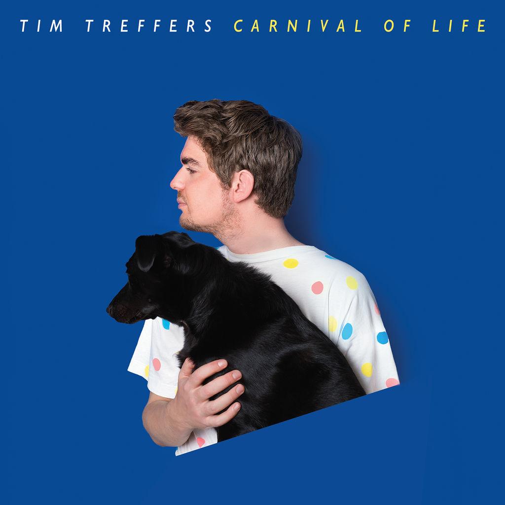 Tim Treffers Carnival of life albumcover