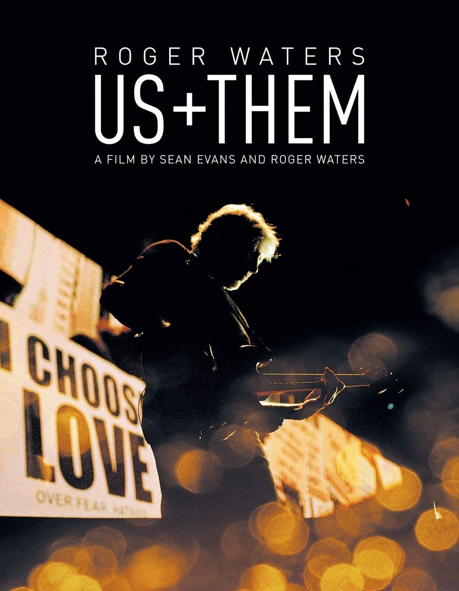 roger waters_us+them DVD
