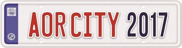aor city 2017 board