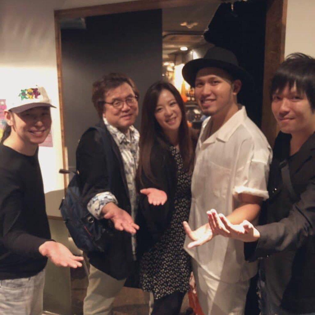 with daisuke