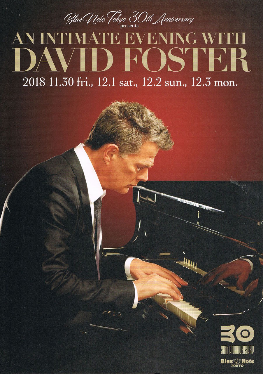 david foster@bluenote