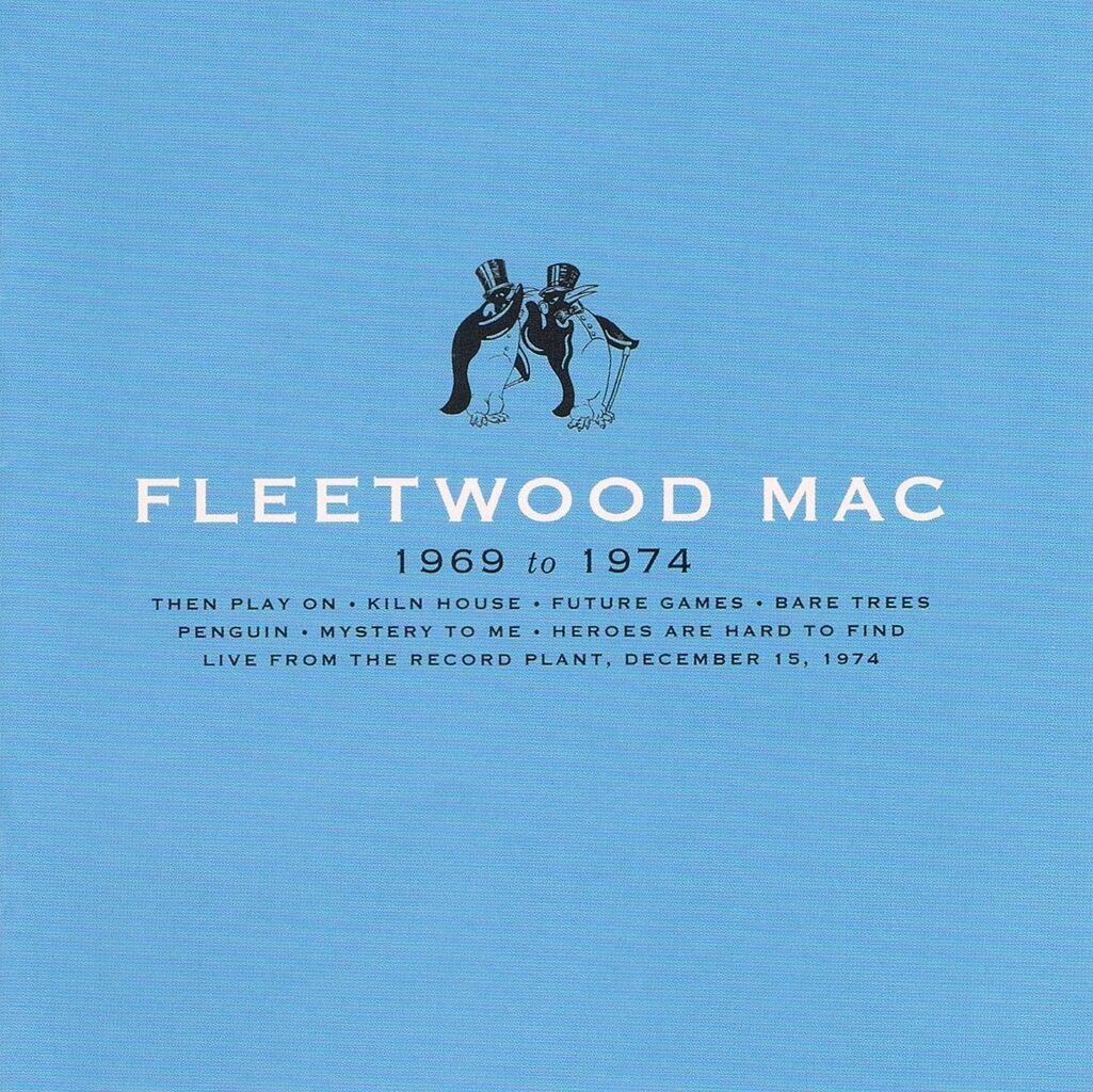 fleetwood mac box