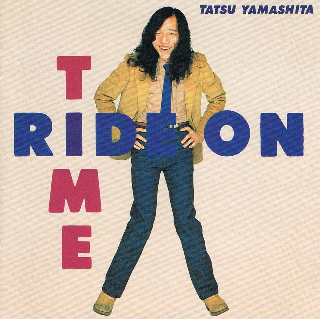 tatsuro_ride on time