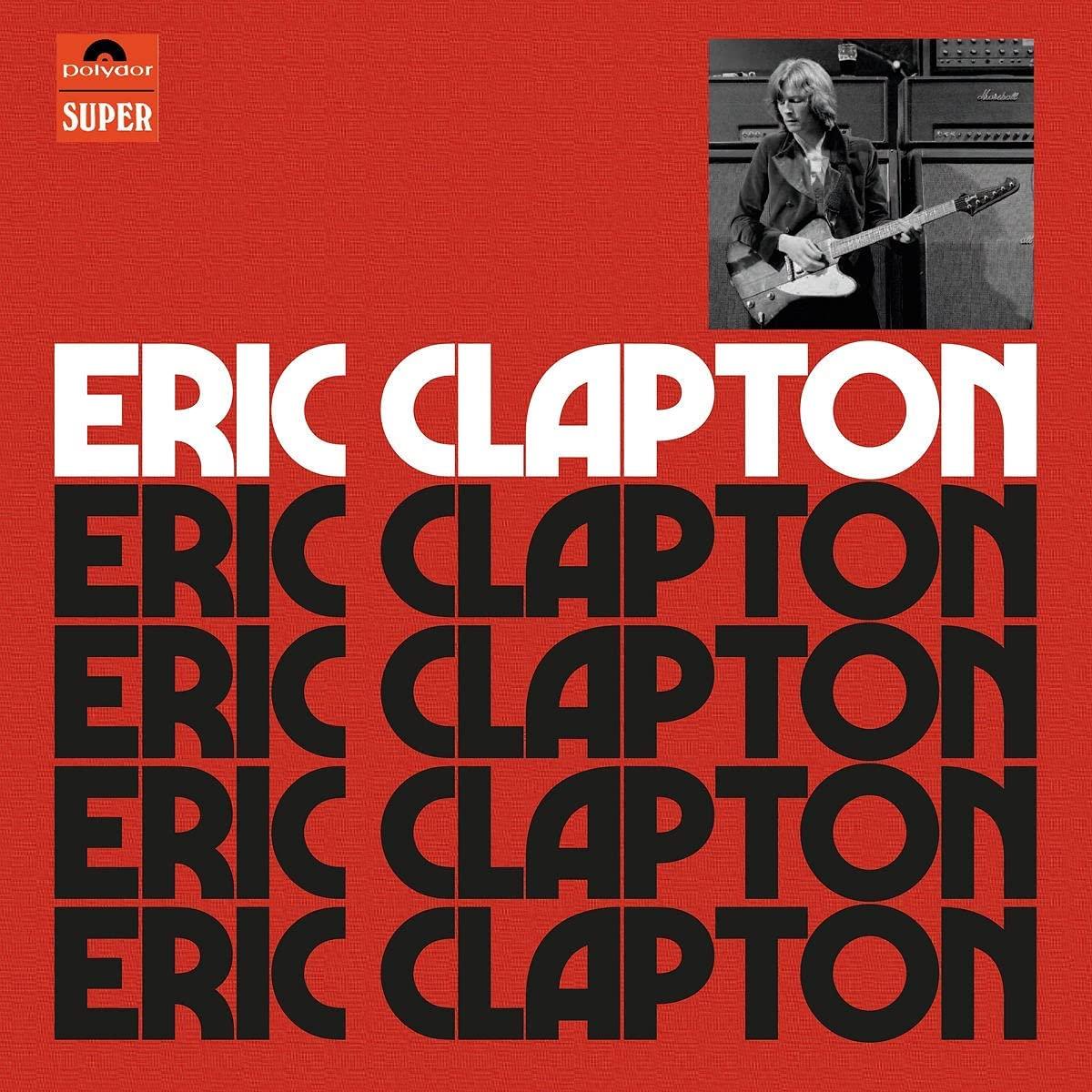 eric clapton 50th