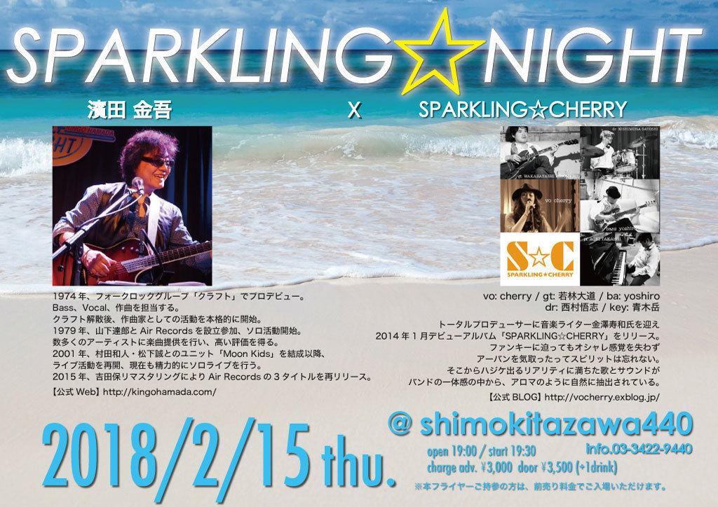 sparkling night_kingo