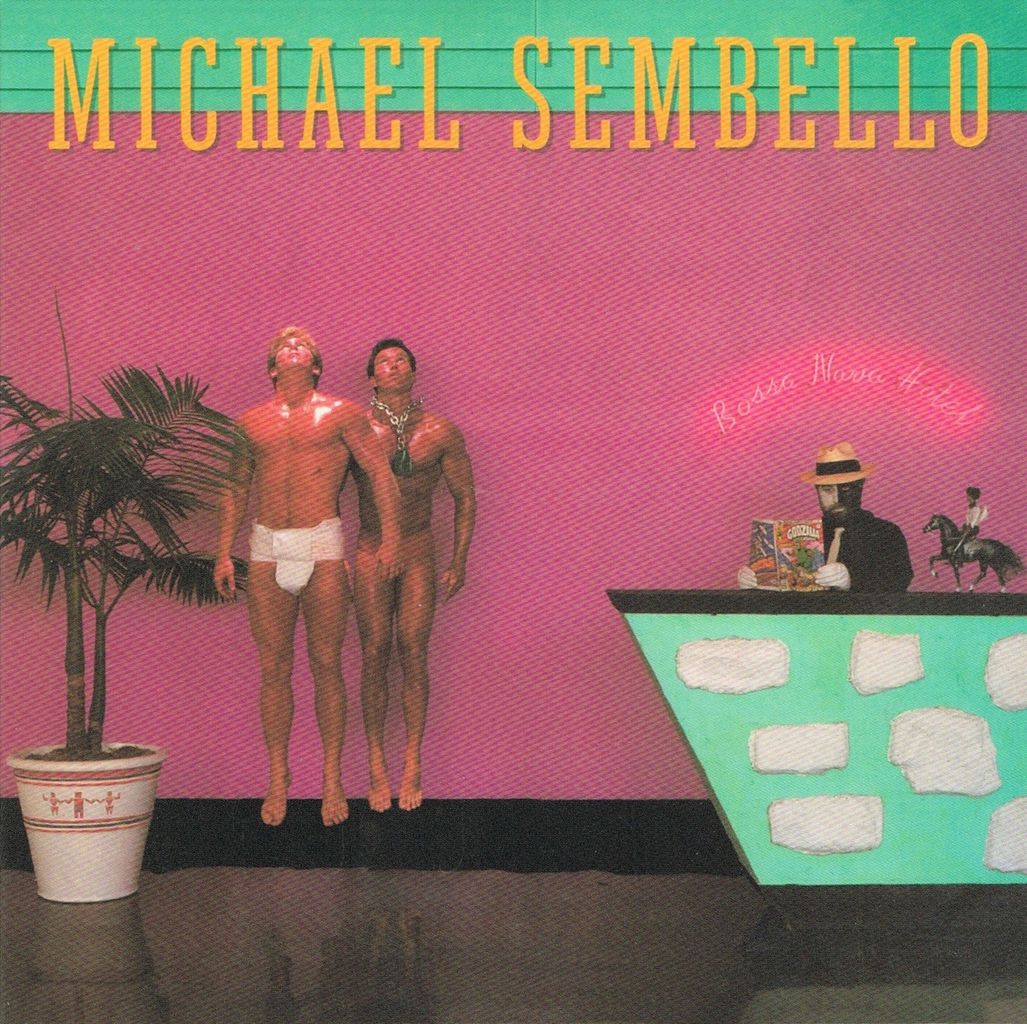 michael sembello 1st