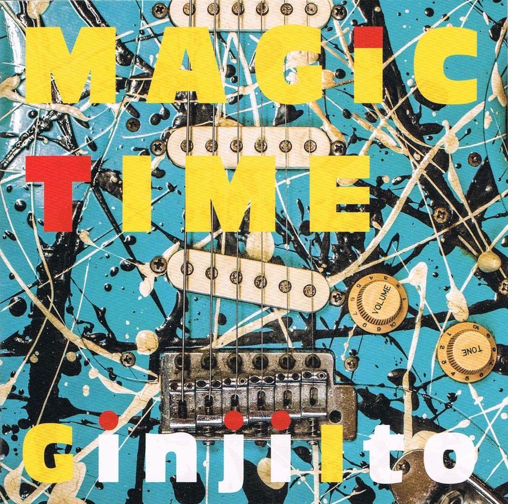 ginji ito_magictime