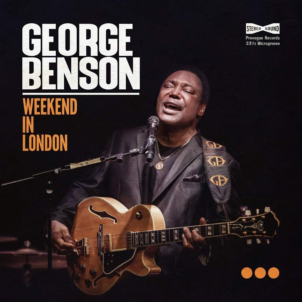 george benson in london