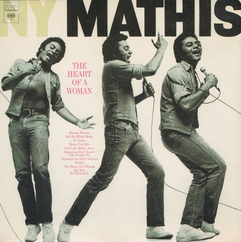 johnny mathis 74